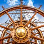 behner-oberflaechentechnik-schiffbau-und-yachtbau-steuerrad